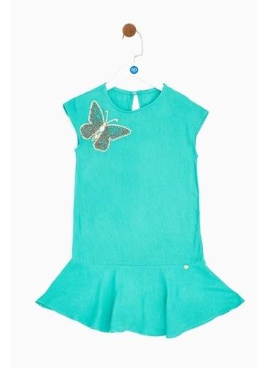 Tyess Elbise Yeşil